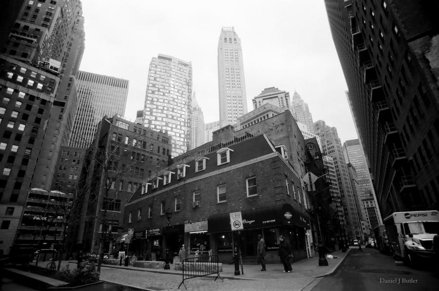 New York City XIX by DanielJButler
