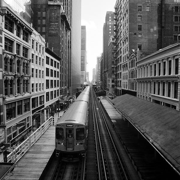 Chicago CXI by DanielJButler