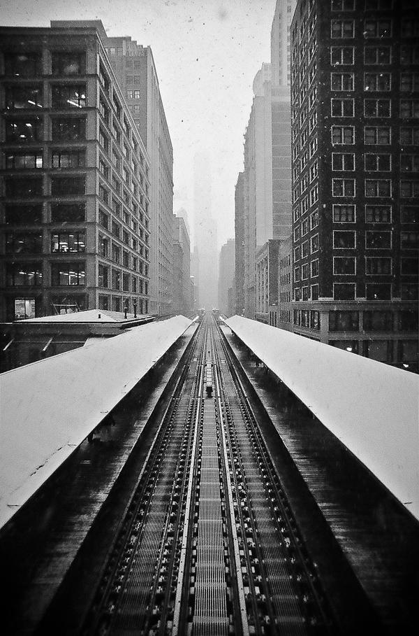 Chicago CXLVII by DanielJButler