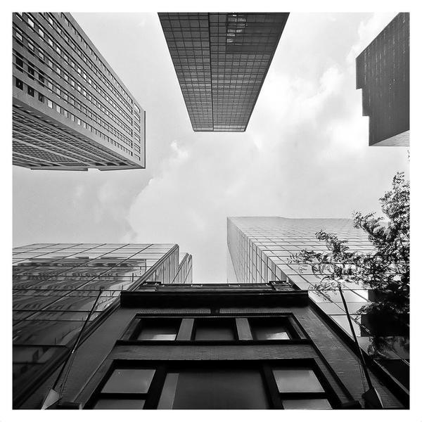New York City XLII by DanielJButler