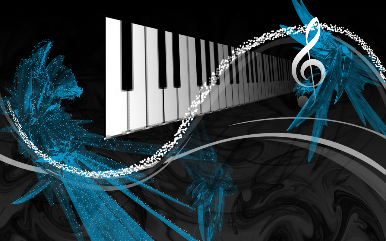 Abstract Music Notes Art: Music Abstract By Natloej On DeviantArt