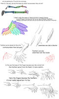TF tutorial arm into wing
