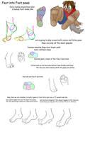 TF Tut Footpaws by SwichWitch