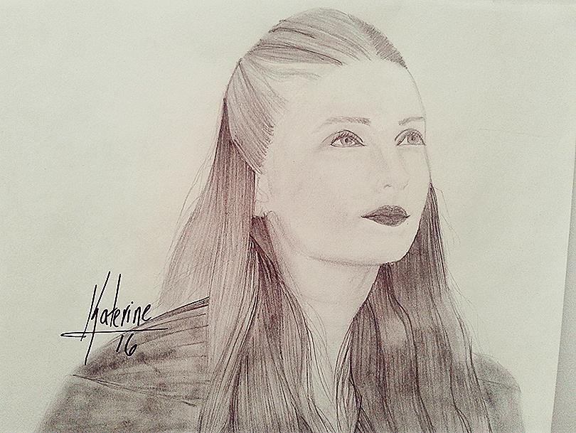 Sansa by Katerine92