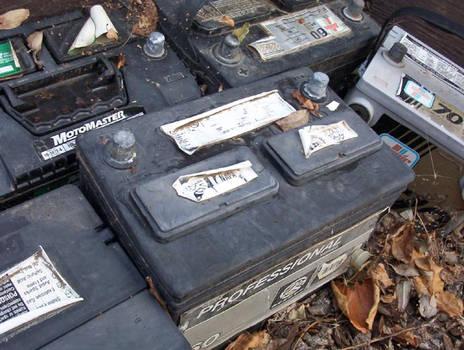 Battery Wasteland