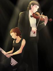 Harmony by kazelee
