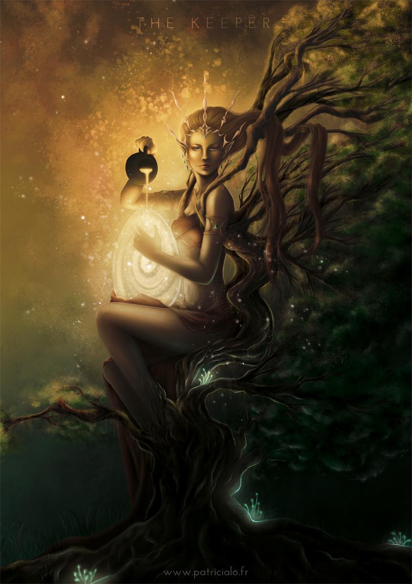 The Keeper by Thylrienn