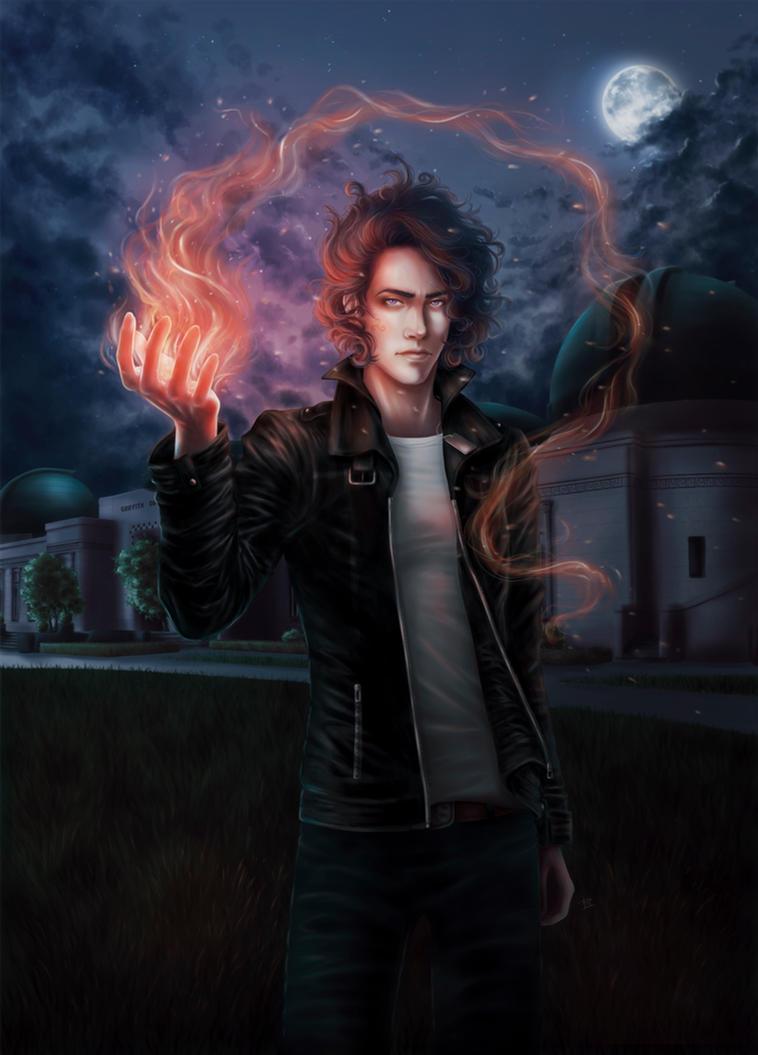 Amael Aillil: Vampires de sorcellerie by Thylrienn