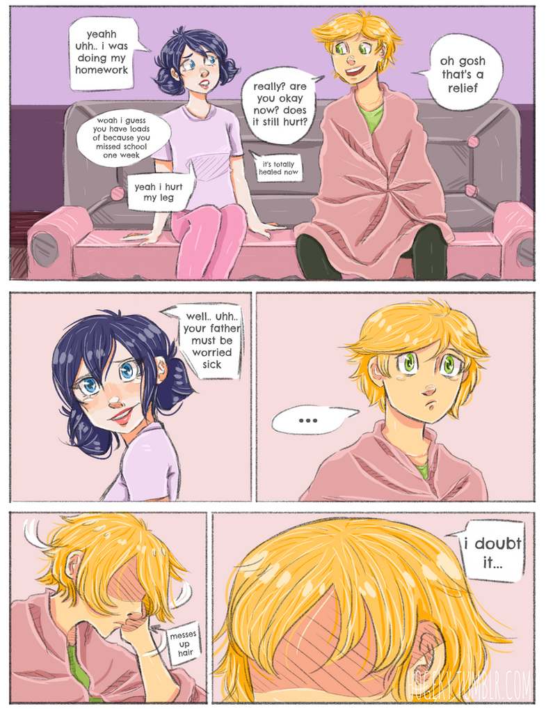 Unreceived PAGE 49 ( miraculous ladybug ) by Hogekys on DeviantArt