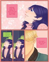 Miraculous ladybug - Unreceived PAGE 126 by Hogekys