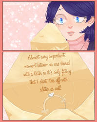 Miraculous ladybug - Unreceived PAGE 131
