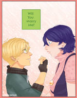 Miraculous ladybug Unreceived PAGE 133
