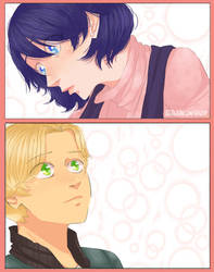Miraculous ladybug Unreceived PAGE 134