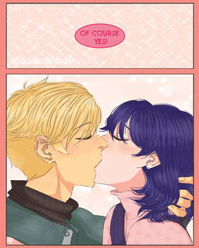 Miraculous ladybug Unreceived PAGE 136