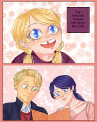 Miraculous ladybug Unreceived PAGE 138 by Hogekys