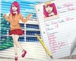 SS - Fiche personnage : Honoka Nakahira
