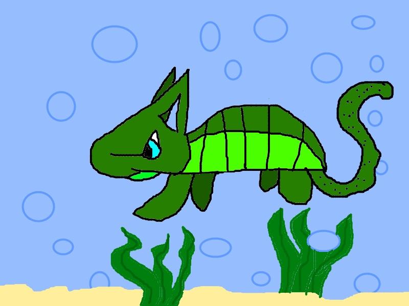 Cat Turtle by soulkinda