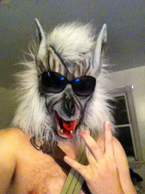 West-side Werewolf by soulkinda
