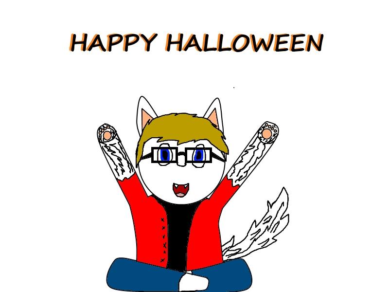 Happy Halloween by soulkinda