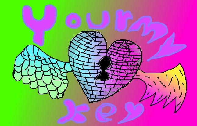 Your My Key by soulkinda