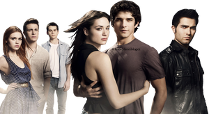 Png with Teen Wolf ~ 02