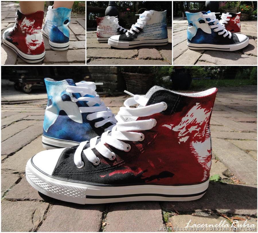 Phantom - Les Mis Shoes