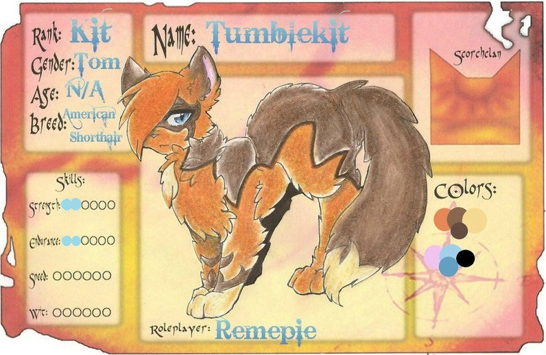 TDC: Tumblekit by Remepie