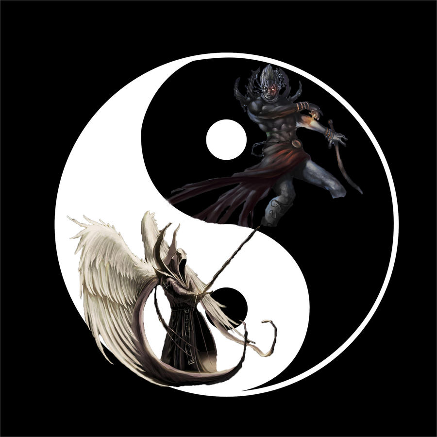yin yang wallpaper full hd