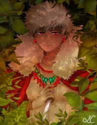 BNHA|Fantasy Bakugou