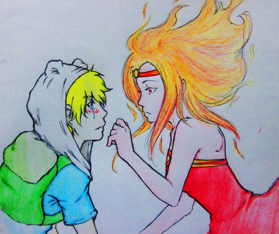 Flame Princess And Finn Drawing | www.imgkid.com - The ...