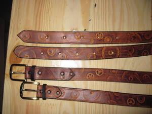 Belt steampunk