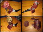 Full set for horn by akinra-workshop