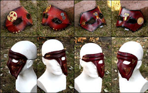 Steampunk mask by akinra-workshop