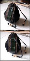 Rogue-sorcerer WIP : purse
