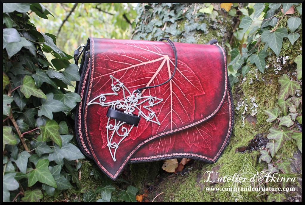 Zalinra bag by akinra-workshop