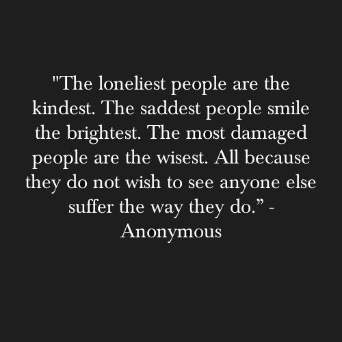 The Loneliest Kind Of People by ka1i3aj