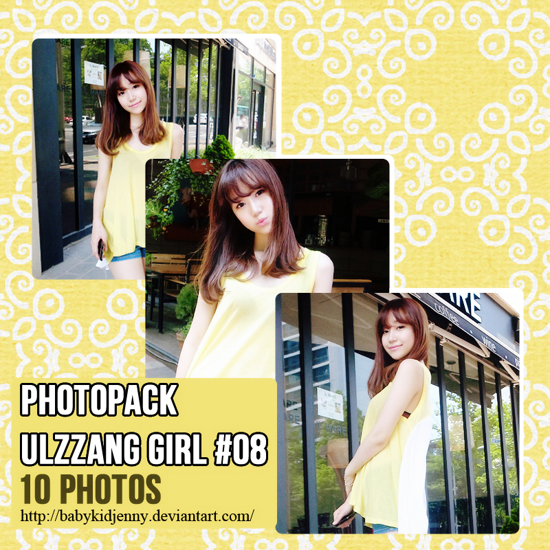 [PHOTOPACK] Ulzzang Girl #08 - Shared by Lin by babykidjenny