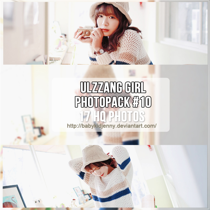 [PHOTOPACK] Ulzzang Girl #10 - Shared by Lin by babykidjenny