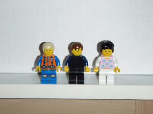 Charmed Lego - L. C. and P.