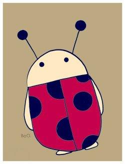 Ladybird by MajaBuX