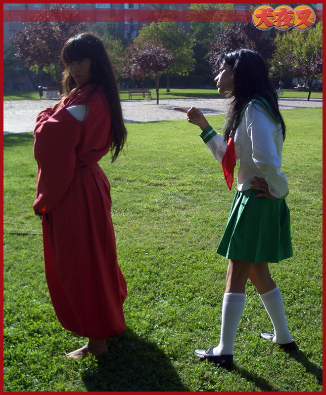Human Inuyasha And Kagome 2 By MiayahMilles On DeviantArt