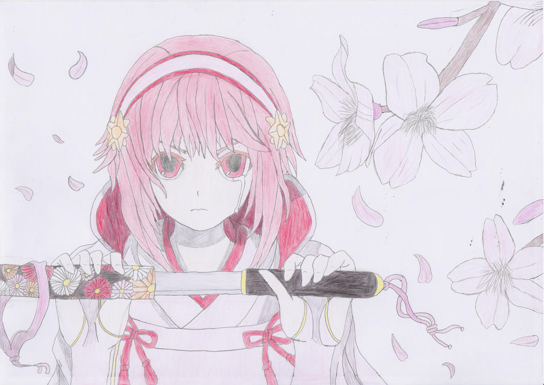 Fire Emblem Fates - Sakura by qsdfghjklmazertyuiop