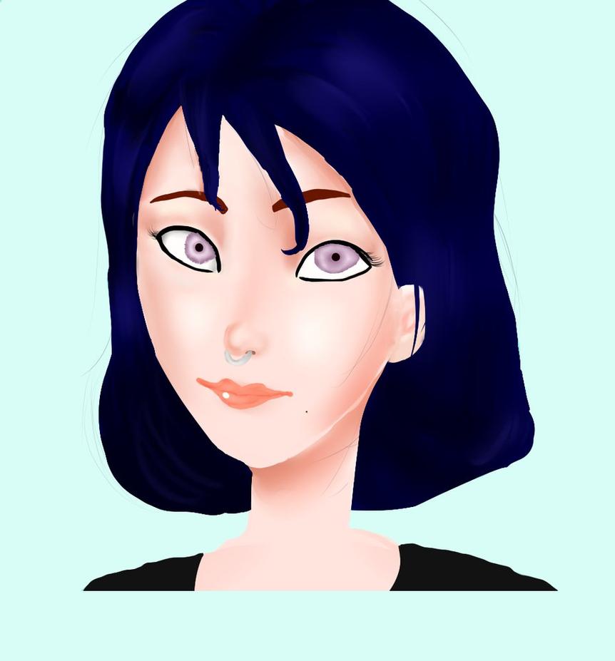 Portrait by TheInkLady
