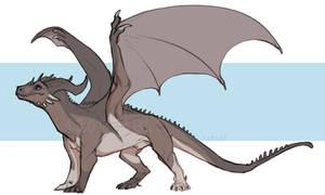 Dragon Adoptable Closed