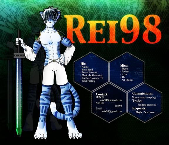 Rei98's Profile Picture