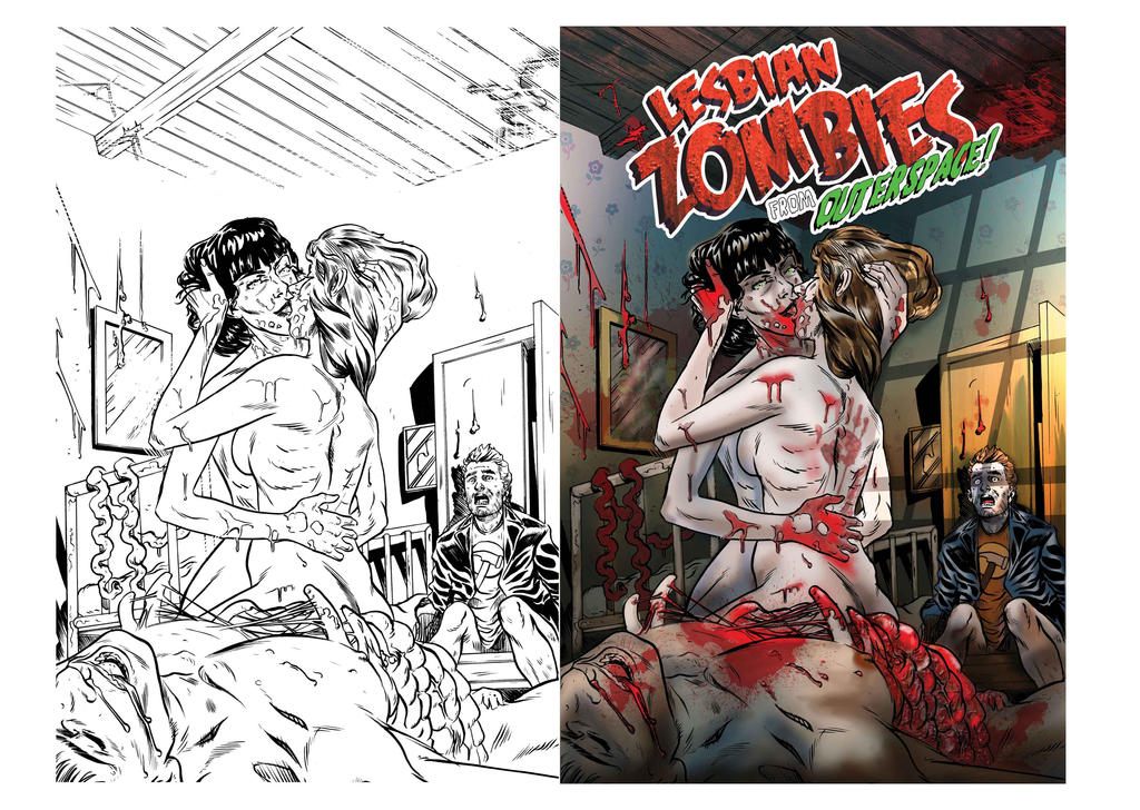 Zombie Lesbian 118