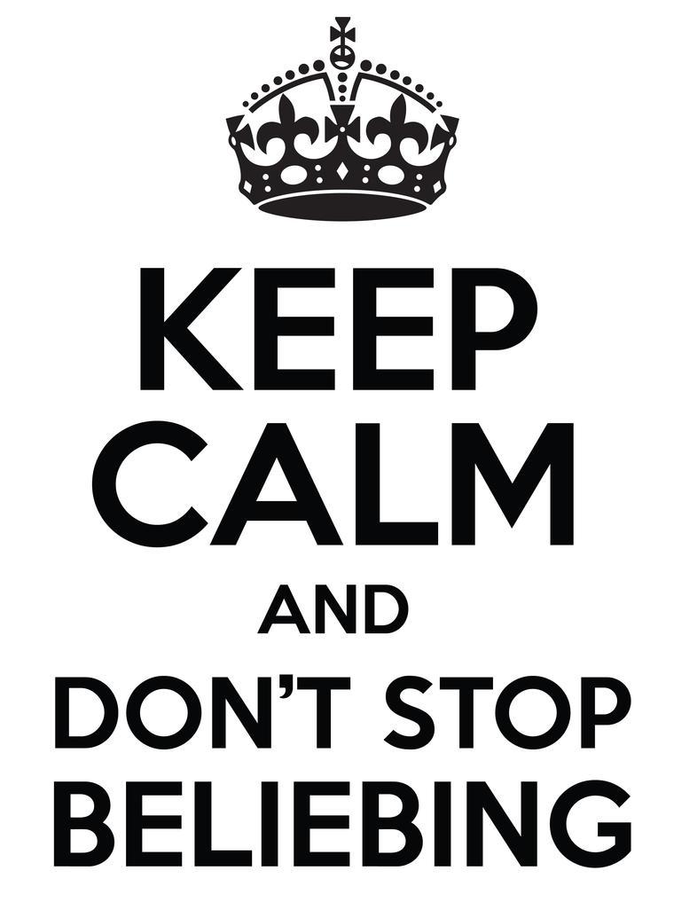 T shirt design keep calm - Belieber Keep Calm T Shirt Design By Danhaydenjr