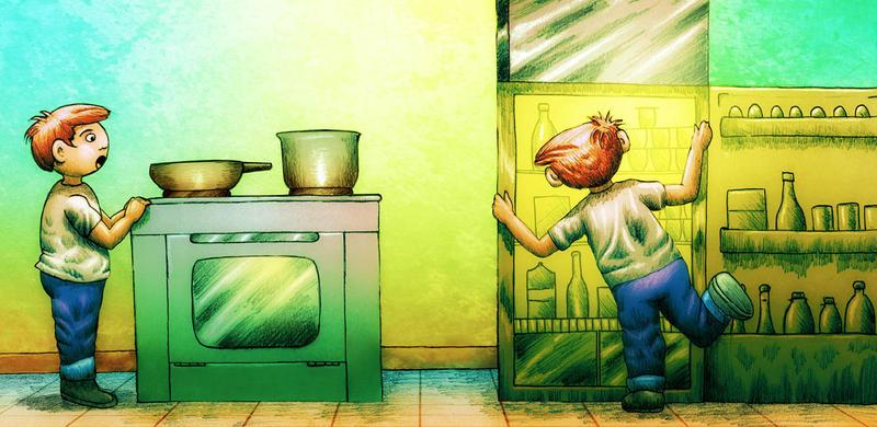 La rebelion de las patatas 01 by Osmont2