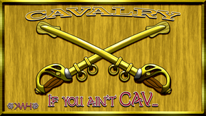 If You Ain't CAV... Desktop Wallpaper by kwhammes