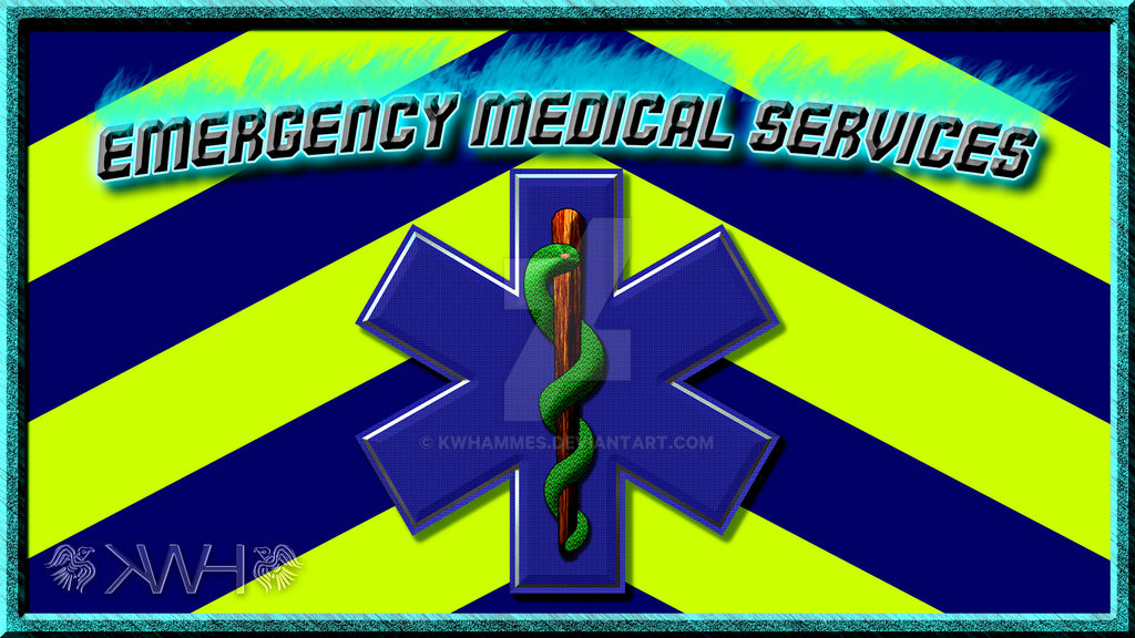 Emergency Medical Services Desktop Wallpaper By Kwhammes On Deviantart